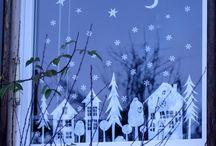 zimní okna