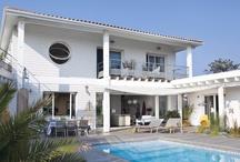 """"""" La casa ideal """" / Volando alrededor de diferentes estilos arquitectónicos, """"La casa ideal"""" la define el gusto personal de cada uno de nosotros :)"""