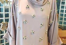 abaya beads