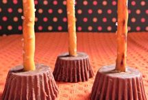 Halloween food ideas / finger foods