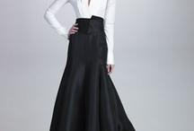 evening skirts/dresses