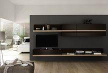 TV Wall / by Lê Anh Sơn