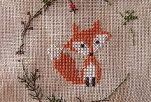 stitching / by Green Rabbit Designs