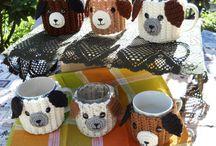Mugs / Mug Cozies / Mug Mats / Mugs and mug accessories. A mug cozy and mug mat not only protect your hands and table from hot mugs, they keep coffee, cappuccino and tea warm to the last drop.