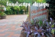Videos | Landscape Design / Here are some helpful videos from Oklahoma Gardening that feature garden layouts and a landscape design series.