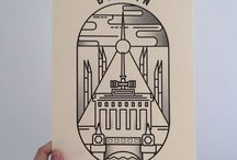 House Prints / Potentials for the house