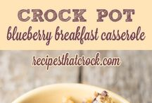 Recipes I've tried