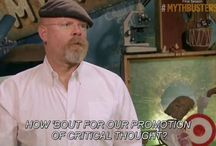 Mythbusters❤️