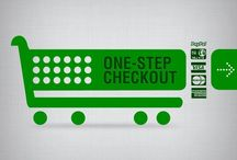 One Step Checkout / If you want to make the checkout process for your customers hassle free and thinking about implementing one step checkout process, then the Onestep Checkout extension is the perfect solution. This extension combines all the traditional 6 steps of checkout process into a single page for the ease of your customers.  Now the customers can enter all the information required for the checkout at a time rather than entering then one by one on a single page, thus annoying them.