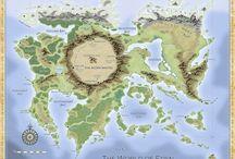 Mappe continenti