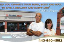 The Fitness Craze  / Unlimited Group Fitness / Personal Training  Studio