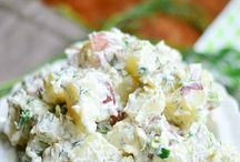 Potato Salad Receipes