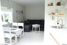 Swedish summerhouse / by Eva-Marie Andersson