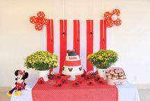 Decoração Festa Infantil Disney