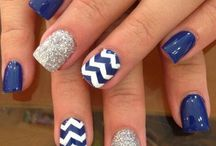 Funky Nails / by Heather Herbold Stephens