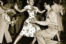 Swing dance / by Yufen C. Cadence