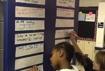 Middle School Assessment / by Colleen Palomar