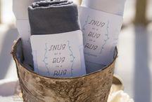 Cute Ideas for your Wedding