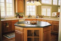 octagonal kitchens