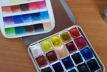 watercolor stuff