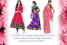 Fashion & Style / This group is all about Indian fashion which is a mixture of ethnic classic and western.
