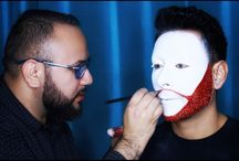 CHARACTER TRANSFORMATIONS / HALLOWEEN INSPIRED STEP BY STEP