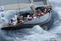 J-Class yachts