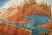 Art of Intuitive Farsijana's Painting