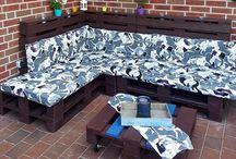 raklap kanapé