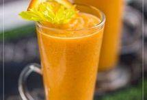 Koktajle owocowe, smoothie, lemoniada