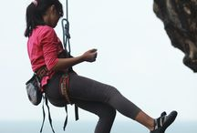 Adventure / climbing , rafting , travelling and everything alls