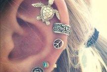 Piercings & Tattoos / by eliza motlin