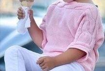 вязание девочке
