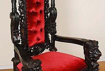 Goth furniture