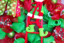 Holiday Wreaths / by Lynsay Fitzgerald