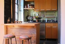 Small kitchens