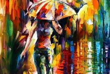 La pluie / Дождь