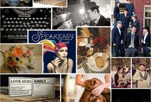 1920s Speakeasy Holiday Party / by Simply Sweet Weddings & Events