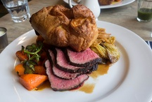 Sunday Roast Club / For all London's Sunday Roast lovers. Join other members at their local pub/restaurant. Or book your favourite Sunday roast venue and invite the rest of The Sunday Roast Club to join you. You can't beat a good roast!   http://www.tablecrowd.com/crowds/sunday-roast-club