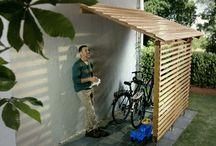 tető kerékpár