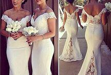 Vestidos bridesmaid