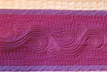 Quilting designs / This board provides me with inspiration for longarm quilting.  / by Annette Ashbach