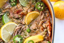 Mexican Pork Recipes