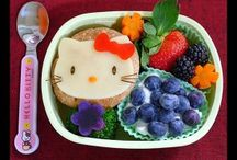 Bento Boxes / Ideas for lunchs to keep them fun and healthy