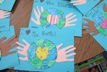 Earth Day / by Angela Eatmon