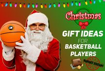 BEST CHRISTMAS GIFTS FOR BASKETBALL PLAYERS / Looking for a perfect gift to make your basketball freak happy? You came to the right place!
