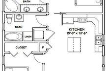 planos de vivienda