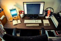 Escritorios, talleres y mesas de trabajo