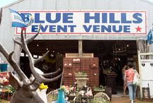 Blue Hills at Round Top, TX / Spring and Fall antique show in beautiful Round Top, TX. Come and see us in barn A.