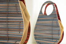 Bags wooden